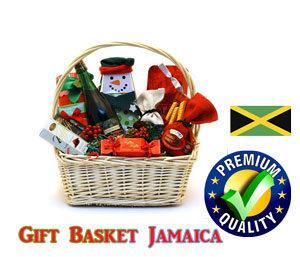 Jamaica gift basket