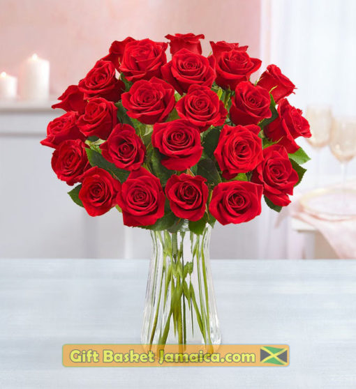 Rose delivery Jamaica