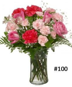 Sweet Pink Bouquet Arrangements