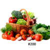 vegetable gift basket